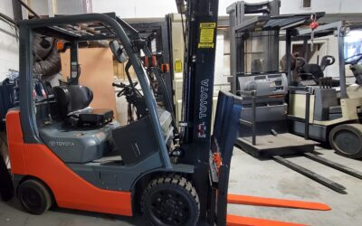 Need a New Forklift? In THIS Market???